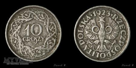 1923 10 gr (2.9.1b)