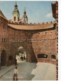 W-wa - Stare Miasto - Barbakan - 1966