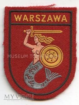 Naszywka z Syrenką (Warszawa)