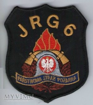 Emblemat PSP JRG 6