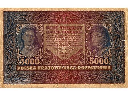 5000 Marek Polskich 07.02.1920