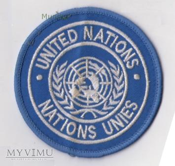 Oznaka UNITED NATIONS/NATIONS UNIES