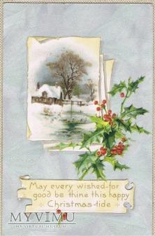 Wesołych Świąt kartka świąteczna