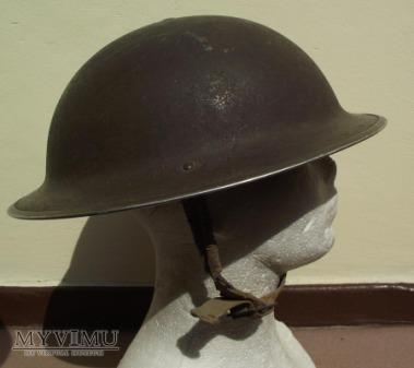 Hełm kanadyjski MK II - 1942 r.