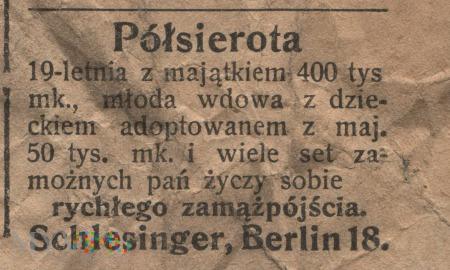 "Duże zdjęcie 15 ""Gazeta Toruńska - Codzienna"" lipiec 1914"