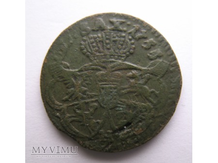 1 GROSZ AUGUST III SAS (1755 H)