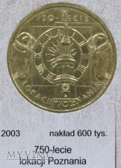 2 zł 2003 03