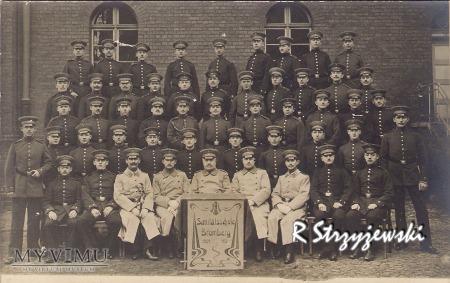 Szkoła sanitariuszy 1909-1910 Bydgoszcz
