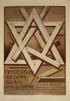 Franciszek Starowieyski, Siedem bram Jerozolimy