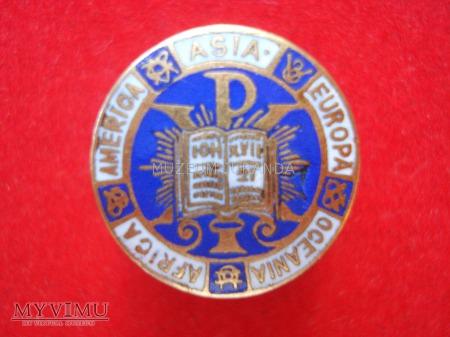 Odznaka ze Szwajcarii