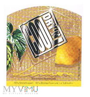 cool dry'n lemon