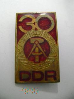 odznaka DDR