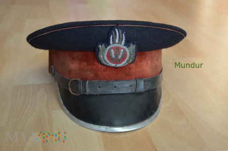 Czapka strażaka wz.1951 OSP