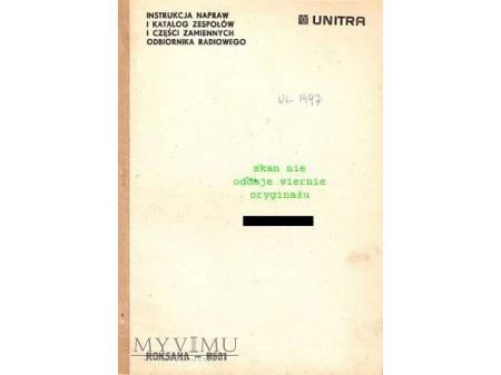Instrukcja radia ROKSANA