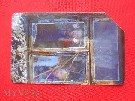 Duże zdjęcie Karta magnetyczna 1196