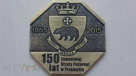 150 Lat Zawodowej Straży Pożarnej w Przemyślu