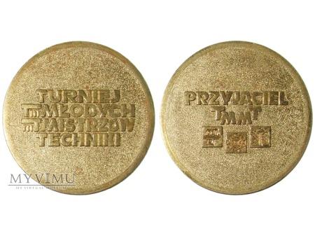 Duże zdjęcie Przyjaciel TMMT medal 1957-1976