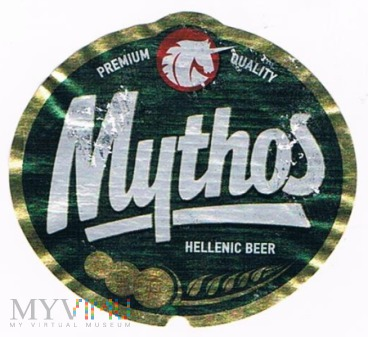 mythos hellenic beer