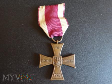 Duże zdjęcie Krzyż Walecznych - Knedler nr:37241 - II RP - 4.