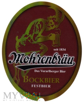 MOHRENBRÄU BOCKBIER