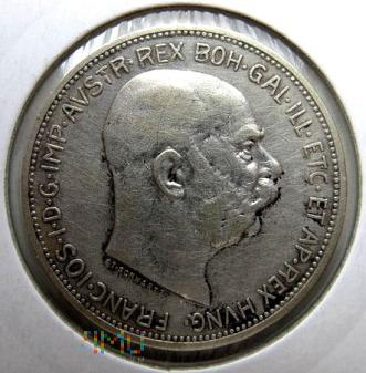 2 korony 1912 r. Austria (austro-węgry)