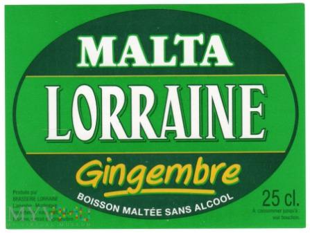 Malta Lorraine Gingembre