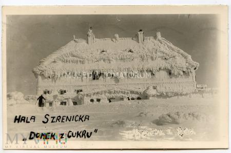 Karkonosze - schr. Na Szrenicy - 1955