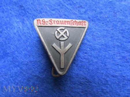 Nat.Soz.Frauenschaaft-odznaka miniaturka.