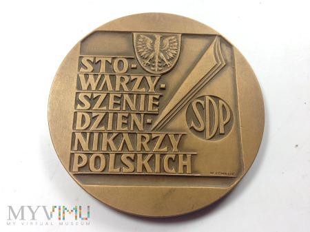 1970 - 19/70 - SDP - 25 lat pracy w dziennikar.