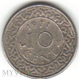 10 CENT 1971