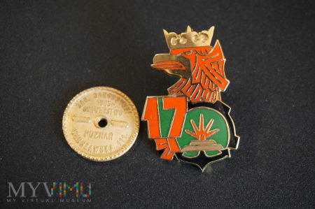 Duże zdjęcie 17 Batalion Saperów Wielkopolskich - Nr:037