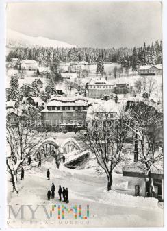 Karkonosze - Szpindlerowy Młyn - 1967