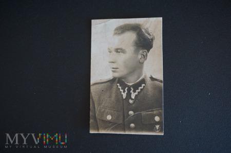 Na pamiątkę z wojska 1946 r.