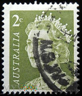 Australia 2c Elżbieta II
