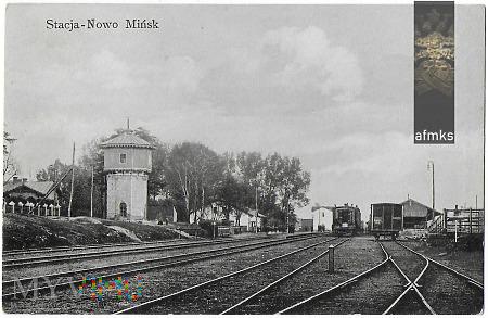 Duże zdjęcie MIŃSK MAZOWIECKI (Mińsk, Новo Минскъ, Nowomińsk)