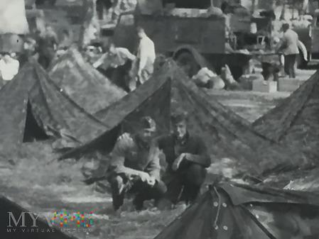 Wśród namiotów 1939