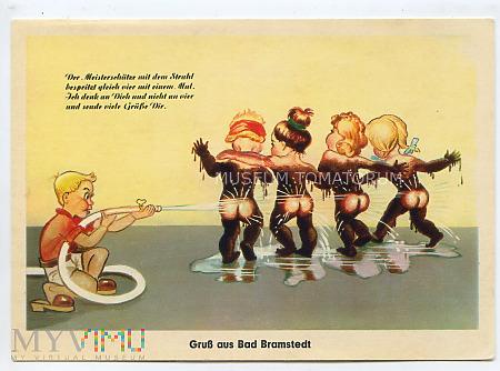 Pamiątka z Bad Bramstedt - 1962