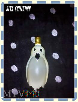 ŻARÓWECZKA LAMPKA CHOINKOWA PINGWIN
