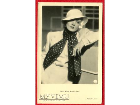 Marlene Dietrich Verlag ROSS 8710/1