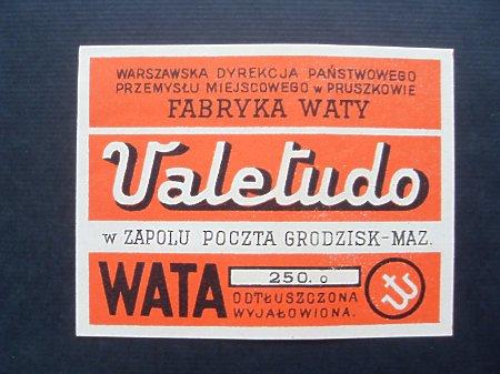 Duże zdjęcie Z opakowań gazy(2 szt.).
