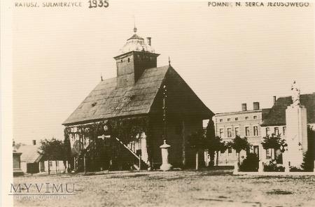 SULMIRSCHÜTZ-SULMIERZYCE 1935