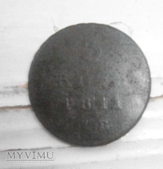 3 grosze 1811