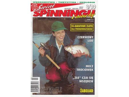 Świat Spinningu 1-6'1999 (25-30)