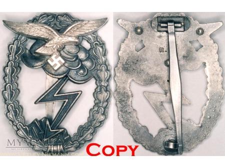 Odznaka Za Bój Naziemny Luftwaffe