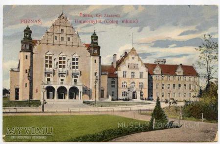 Poznań 1918 - Akademia Królewska