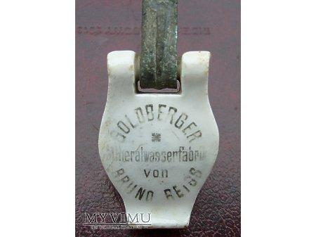 Goldberg- Bruno Reiss Mineralwasser Fabrik