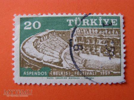 012. Turcja