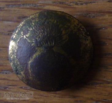 Carski guzik - gorejący granat