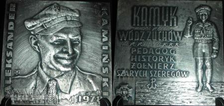 Duże zdjęcie 121. KAMYK - Aleksander Kamiński