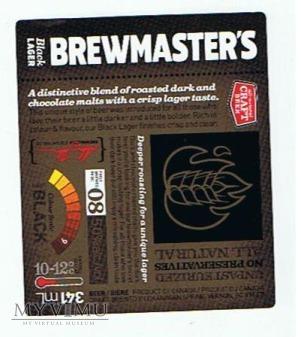 brewmaster's black lager